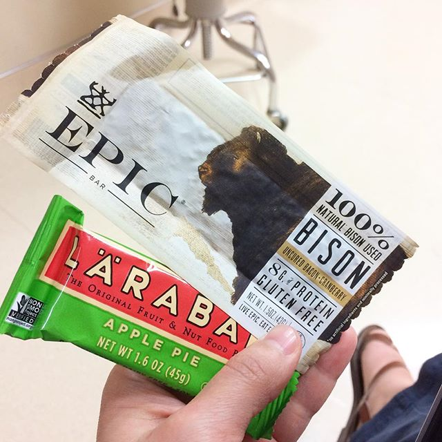 LaraBar and Epic Bar
