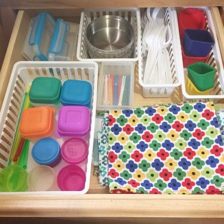 Lunch Packing Station